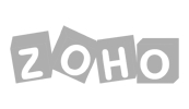 Emergent Layer Zoho Logo Grey